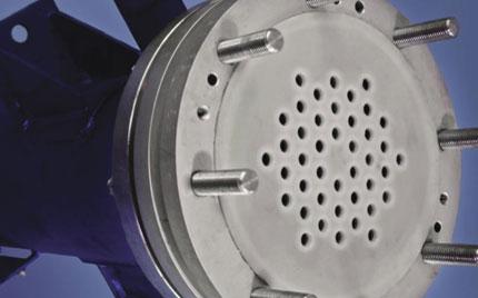 Scambiatore di Calore in Carburo di silicio