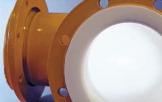 Tubi rivestiti in Teflon PTFE Politetrafluoroetilene