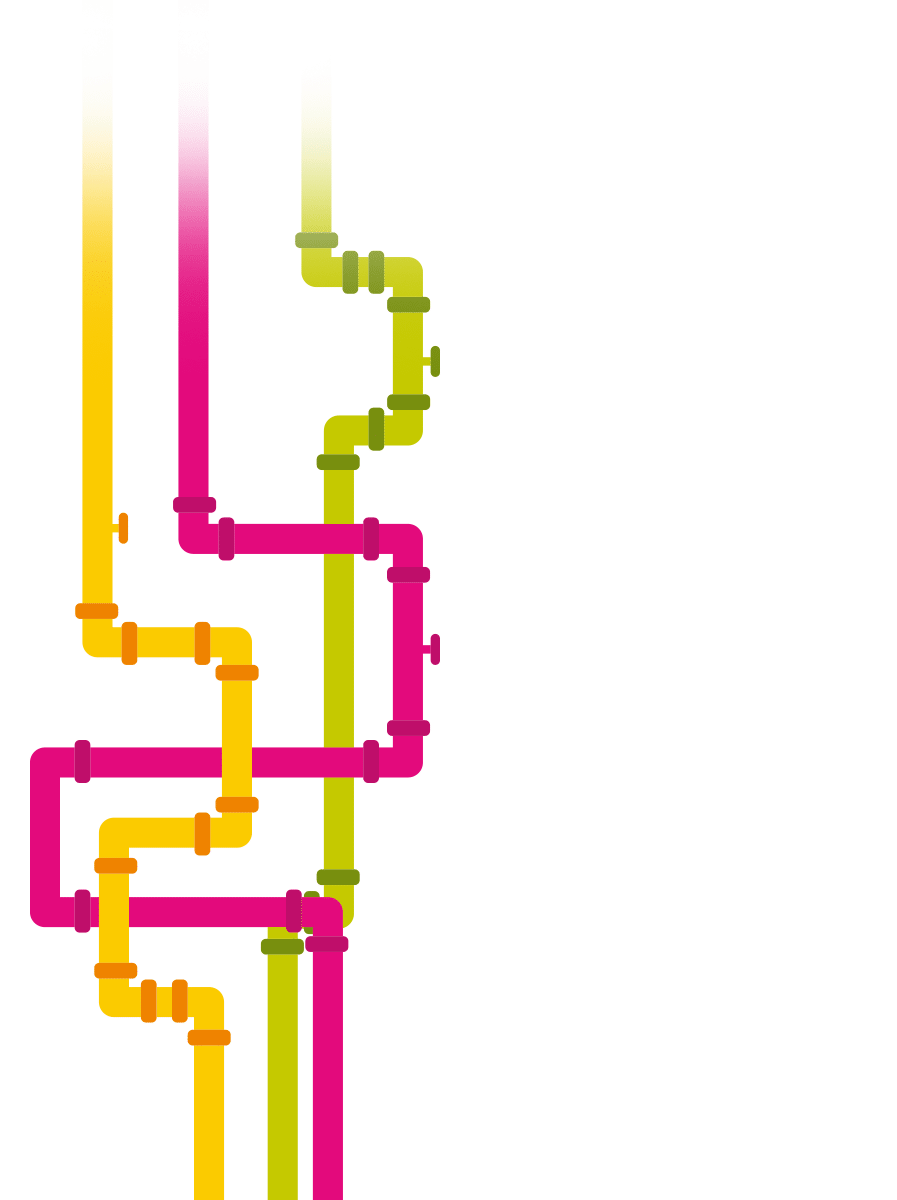 tubi impianto pvdf
