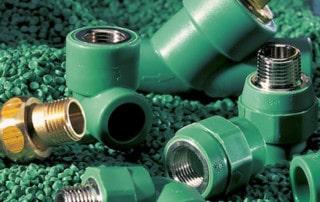 Tubi e raccordi in plastica PVC, PP, PVDF
