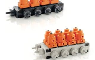 Impianto - Blocchi modulari di valvole