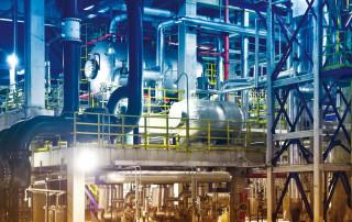 Impianto industriale