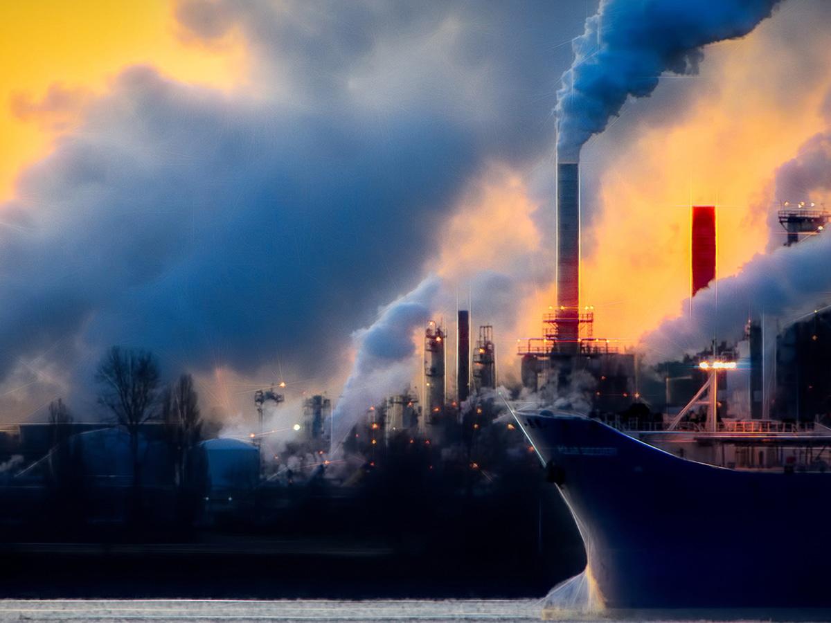Depurazione fumi industriali
